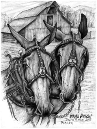 Mule Pride
